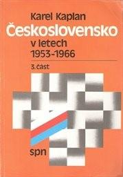 Československo v letech 1953-1966                         (Část 3)