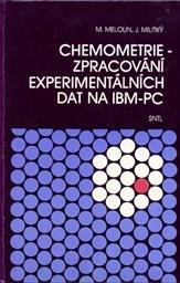 Chemometrie - zpracování experimentálních dat na IBM-PC