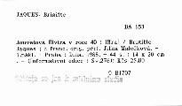 Jouvetova Elvíra v roce 40