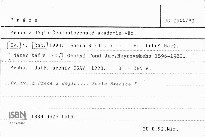Práce z dějin Československé akademie věd                         ([Sv.] 4. [Roč. 1990])