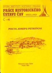 Pocta Josefu Petráňovi