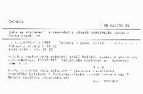 Katalog ubytování, stravování a služeb cestovního ruchu v České republice