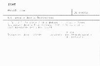 Bibliografie Josefa Škvoreckého                         ([Díl] 2)