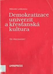 Demokratizace univerzit a křesťanská kultura