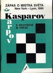 Zápas o mistra světa Kasparov - Karpov