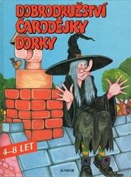 Dobrodružství čarodějky Dorky