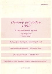 Daňový průvodce 1993