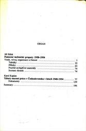 Pomocné technické prapory 1950-1954