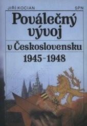 Poválečný vývoj v Československu 1945-1948