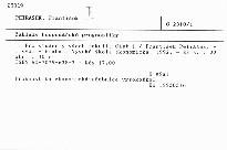 Základy hospodářské prognostiky                         (Část 1)