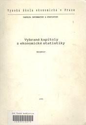 Vybrané kapitoly z ekonomické statistiky