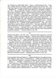 Stručné dějiny československé