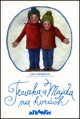 Terezka a Majda na horách