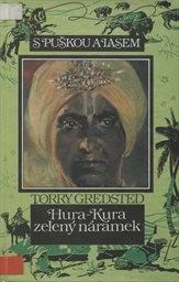 Hura-Kura zelený náramek