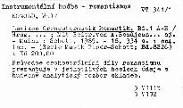 Lexikon Orchestermusik Romantik                         ([Bd.l] A-H)