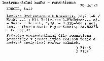 Lexikon Orchestermusik Romantik                         ([Bd.2] I-R)