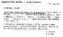 Lexikon Orchestermusik Romantik                         ([Bd.3] S-Z)
