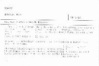 Lexikon Orchestermusik Klassik                         ([Bd.1.] A-K)
