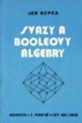 Svazy a Booleovy algebry