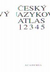 Český jazykový atlas                         (Díl 1)