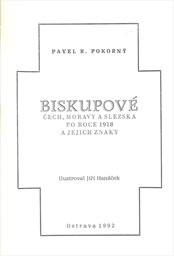 Biskupové Čech, Moravy a Slezska po roce 1918 a jejich znaky