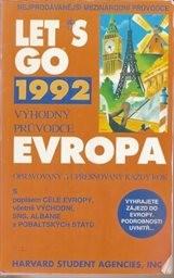 Let's Go: Výhodný průvodce Evropa 1992