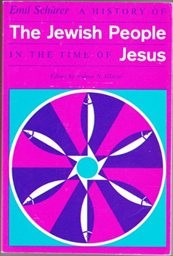 A History of the Jewish People in the Time of Jesus
