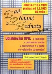 Novela DPH