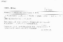 Finance v podnikatelské činnosti 1993