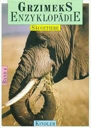 Grzimeks Enzyklopädie Säugetiere                         (Bd. 4)