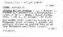 Příběhy Miloše Formana