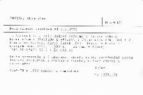 Nová daňová soustava od 1.1.1993                         (Díl 1)