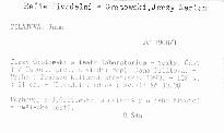 Jerzy Grotowski a teatr laboratorium - texty                         (Část 1)