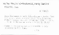 Jerzy Grotowski a teatr laboratorium - texty                         (Část 2)