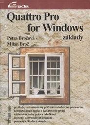 Quattro Pro for Windows - základy