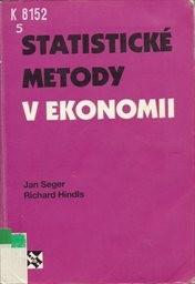 Statistické metody v ekonomii