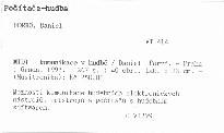 MIDI - komunikace v hudbě