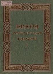 Hrady, zámky a tvrze Království českého                         (Díl 1,)