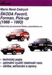 Škoda Favorit, Forman, Pick up