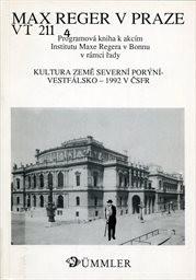 Max Reger v Praze