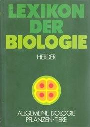 Lexikon der Biologie in acht Bänden                         (1. Bd.)