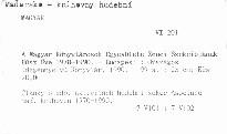 A Magyar Könyvtárosok Egyesülete Zenei Szekciójának Húsz Éve 1970-1990