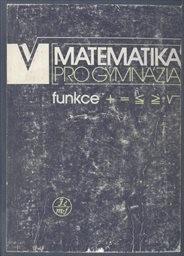 Matematika pro gymnázia