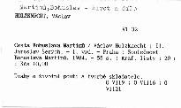 Cesta Bohuslava Martinů