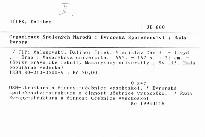 Organizace Spojených Národů; Evropská Společenství; Rada Evropy