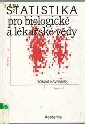 Statistika pro biologické a lékařské vědy