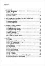 Literární a teologický úvod do Nového zákona
