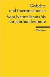 Gedichte und Interpretationen                         (Bd. 5)