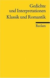 Gedichte und Interpretationen                         (Bd. 3)