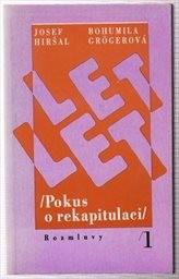 Let let                         ([Díl] 1)
